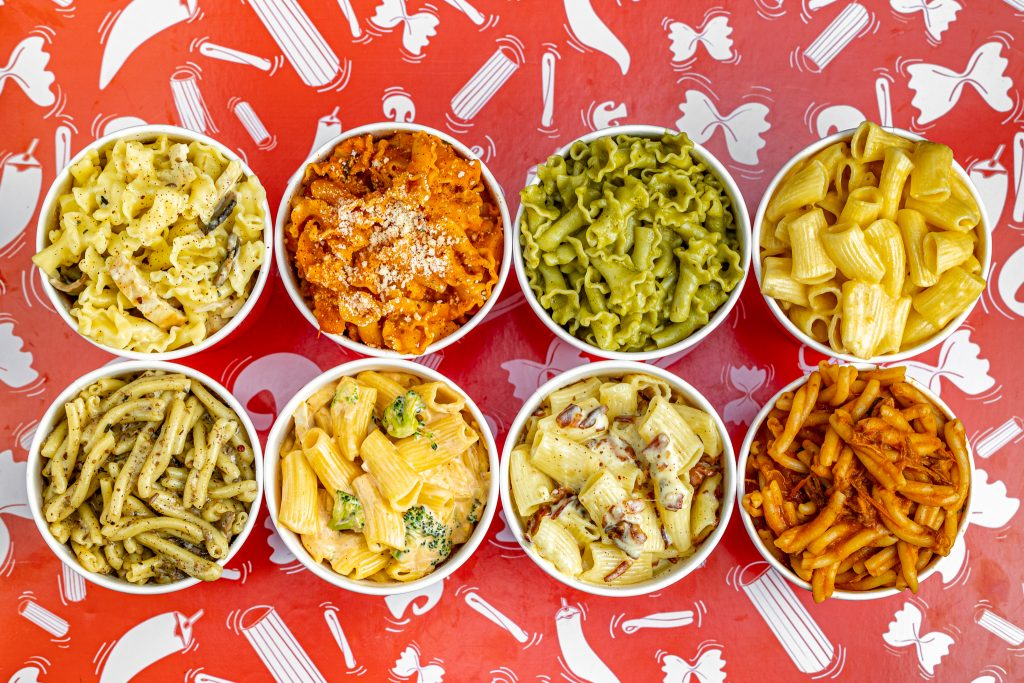mailos the pasta project street food φρέσκια pasta