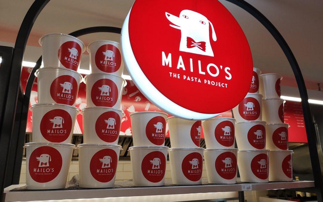 Η fresh pasta του Mailo's είναι το νέο talk of the town…