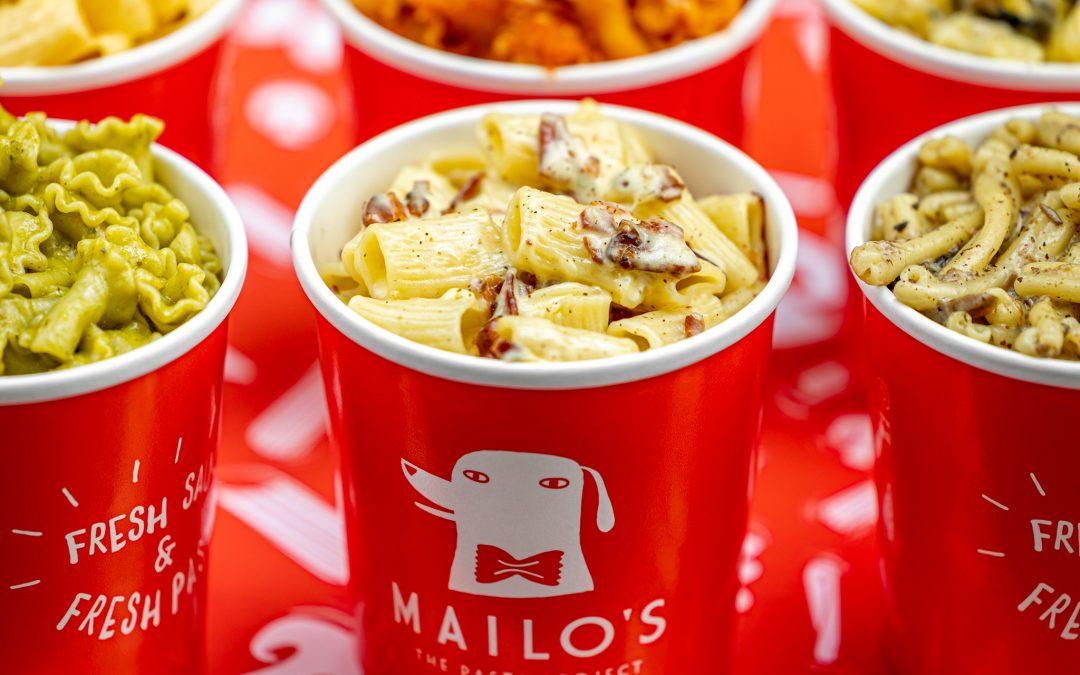 Το Mailo's – Τhe Pasta Project διευρύνει το δίκτυο του με 6 νέα καταστήματα!