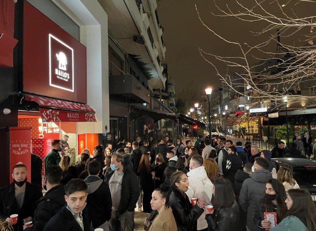 To 1ο franchise Mailo's μόλις άνοιξε στο Περιστέρι!
